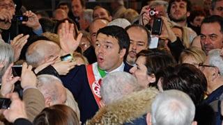 Matteo Renzi – wie ein Wirbelwind an die Macht