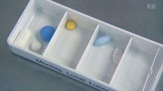 Ältere Menschen schlucken zu viele Medikamente
