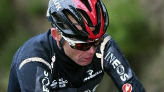 Froome verpasst nach Sturz die Tour de France