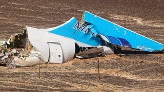 Flugzeugabsturz: Blackbox stützt Anschlagsverdacht