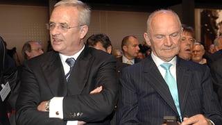 VW-Aufsichtsratschef Ferdinand Piëch tritt zurück
