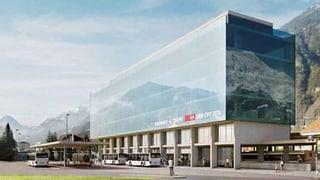 Urner Kantonsbahnhof kommt vors Volk