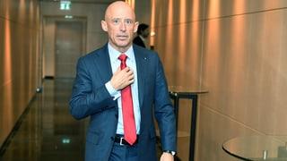 Patrik Gisel räumt per sofort seinen Chef-Posten