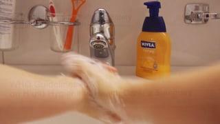 Saubere Hände – Viren ade