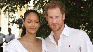 Prinz Harry und Rihanna lassen sich auf HIV testen