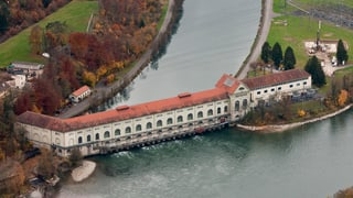 Ein Drittel weniger Wasser in Aargauer Flüssen