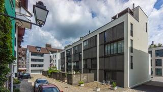 Stadt Lenzburg erhält Aargauer Heimatschutzpreis