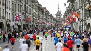 Grand Prix von Bern mit Teilnehmerrekord