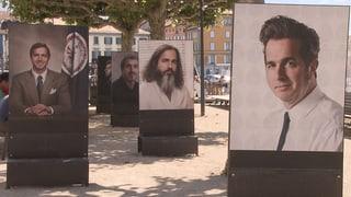 Video «Identität - «Kulturplatz» bei Wilhelm Tell» abspielen