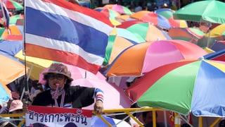 Thailand: Gespanntes Warten auf Montag