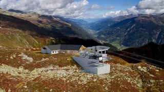 Colliaziun regiuns da skis Sedrun e Mustér – Tujetsch vul dar gas