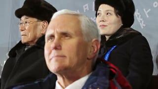 Nordkorea hat Treffen mit US-Vize Mike Pence platzen lassen