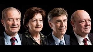 Aargauer SVP verliert vier wichtige Vertreter in Bern