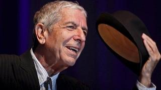 Leonard Cohen ist tot: Durch seine Songs wurde er unsterblich