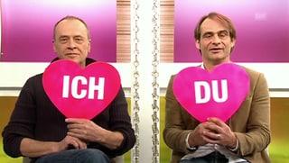 Joschi Kühne und Thomy Scherrer (Artikel enthält Video)