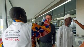 Luftverkehr rüstet sich gegen Ebola
