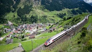 Ohne Zugbegleiter über die alte Gotthard-Strecke