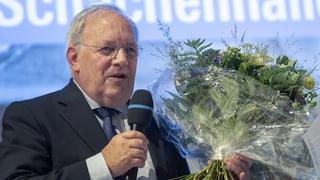 So erlebt Johann Schneider-Ammann die Tage nach dem Rücktritt