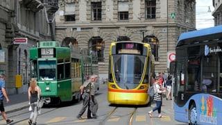 Mehr Tram für Basel