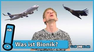 Bionik, hää? Was ist denn das? (Artikel enthält Video)