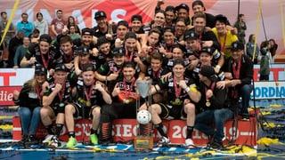 Langnau entscheidet spektakulären Cup-Final für sich (Artikel enthält Video)