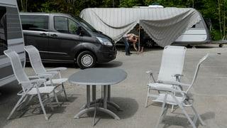 Kanton Solothurn baut Standplatz für Fahrende