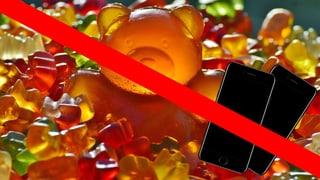 Kein Handy, kein Süsses und kein Fernsehen (Artikel enthält Bildergalerie)