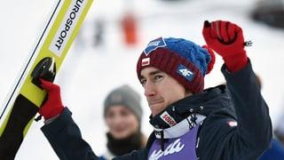 Kamil Stoch: Segunda schanza – segunda victoria