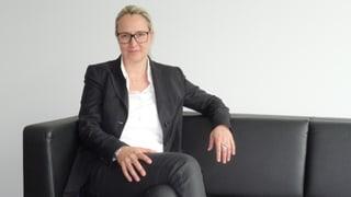 Larissa Bieler banduna il «Bündner Tagblatt»