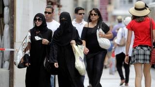 Das Volk muss über das Burka-Verbot entscheiden