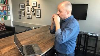 «Mein Lehrer aus dem Internet»: Der Mundharmonika-Kurs  (Artikel enthält Video)