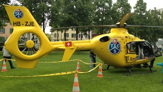 TCS-Heli rettet bald auch im Kanton Solothurn