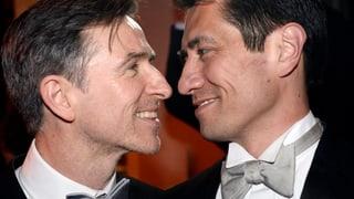 «Ja, ich will» – britische Homosexuelle dürfen heiraten