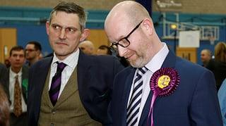 Schlappe für UKIP-Chef in Brexit-Hochburg