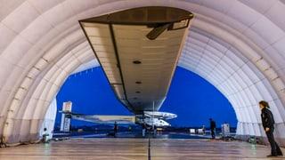 «Solar Impulse 2» vor möglichen Geldproblemen