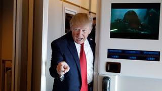 Critica vid Trump e sias attatgas sin las medias
