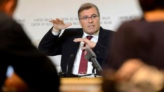 Disziplinarverfahren gegen zwei Walliser Chefbeamte eröffnet