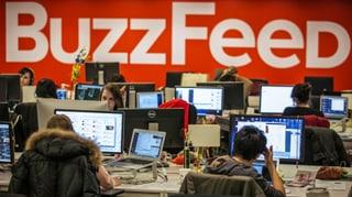«Buzzfeed steckt viel Arbeit und Ressourcen in die Recherche»