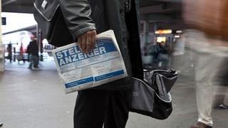 Weniger Arbeitslose in der Zentralschweiz