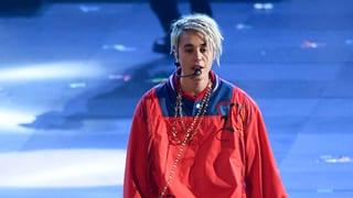 Justin Bieber lässt Donald Trump links liegen