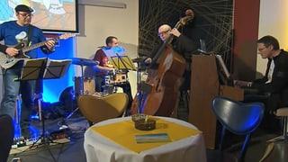 Grischun goes jazz