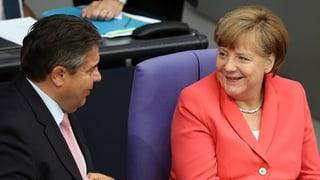 Ja zu Hilfspaket: Die Bundestags-Debatte im Überblick