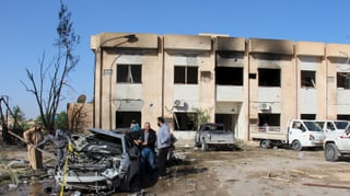 Zahlreiche Tote bei Anschlag in Libyen