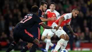 So gewann Arsenal gegen Bayern