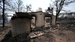 Incendis en Grezia èn probabel vegnids mess
