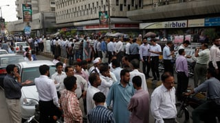 Pakistan meldet über 30 Tote nach Erdbeben im Iran