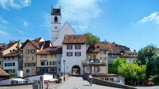 Steuererhöhung ist in Aarau bereits wieder ein Thema