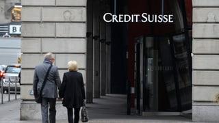 Credit Suisse vul spargnar anc dapli che planisà