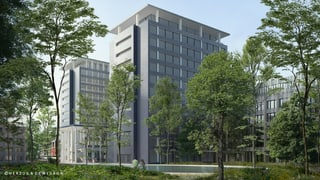 Helvetia investiert 200 Millionen in neuen Hauptsitz in Basel