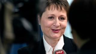 Das erste Interview von Franziska Roth gleich nach ihrer Wahl